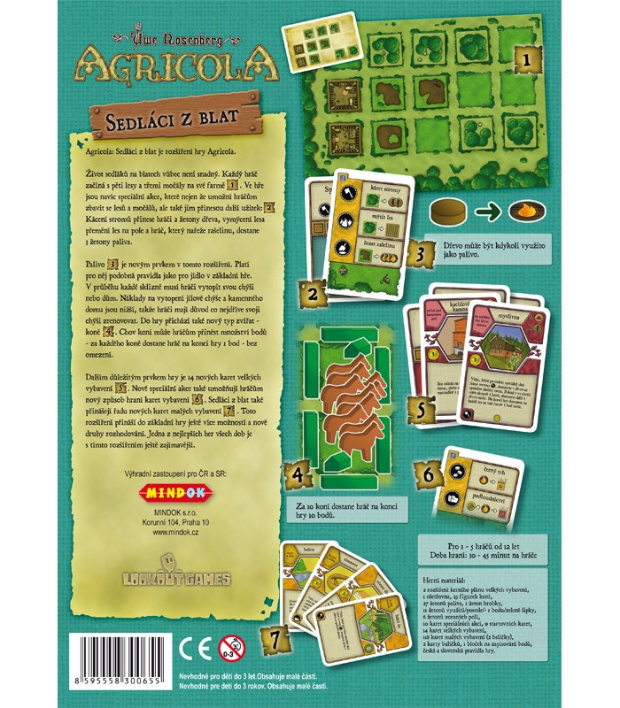 Agricola - Sedláci z blat