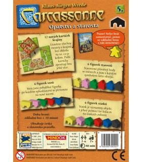 Carcassonne - Princezna a drak (3.rozšíření)